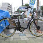 ブリヂストン フロンティアDX 電動アシスト自転車
