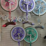 ブリヂストン スケアクロー 一輪車