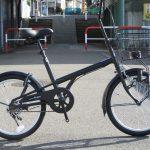サイモト自転車 マッピー 20インチ小径車