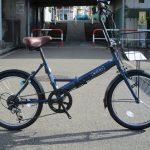 マルイシ ロキシー お買い得!折り畳み自転車!