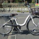 ヤマハ PAS ナチュラXL 電動自転車