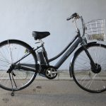 ブリヂストン アルベルトe 新型電動自転車!