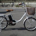 パナソニック ビビ・LS 電動自転車の最軽量モデル