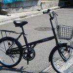 シオノ自転車 お買い得な!20インチ小径車