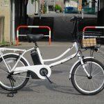 パナソニック ティモスタイル 小径車の電動自転車