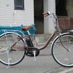 パナソニック ビビ LU 軽量な電動自転車