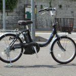 ヤマハ PAS SION-U (シオン・ユー) 20インチ電動自転車