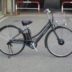 ブリスストン アルベルトe  シティータイプの電動自転車