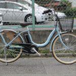 ブリヂストン アシスタベーシック 24インチ電動自転車