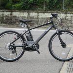 パナソニック ハリヤ スポーツ車の電動自転車