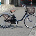 パナソニック ViVi DX(ビビ・デラックス) 24インチの電動自転車