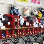 キッズ(幼児)用、子供(児童)用ヘルメット入荷しました。
