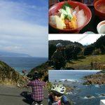 下田へサイクリングへ行ってきました。