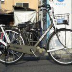 ブリヂストン ステップクルーズ 大きい自転車