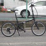 DAHON Bordwalk D7 スポーツ折りたたみ自転車