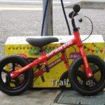 キックバイクをクリスマスプレゼントにいかがですか?