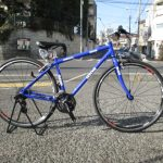 GIOS ミストラル クロスバイク