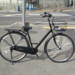 ブリヂストン ステップクルーズ タイヤサイズが大きい自転車