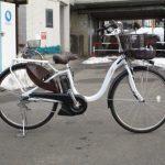 ヤマハ PAS With 電動アシスト自転車