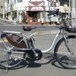 ヤマハ PAS With 24インチ電動自転車