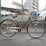 お買い得 通学・通勤 軽快自転車(BVN273)