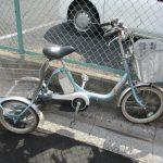 三輪電動自転車の試乗車あります。