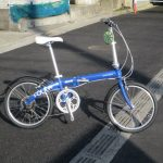 DAHON Route (ダホン ルート) 折り畳み自転車