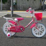 ブリヂストン エコキッズ カラフル 16インチ幼児車