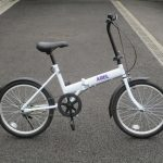 折り畳み自転車 アーデル200