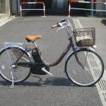 パナソニック ViVi LU (ビビ エルユー) 軽量な電動自転車
