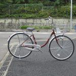 丸石(マルイシ) ハッピーライフ 26インチ軽快車