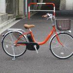 パナソニック ViVi LU 軽量な電動自転車