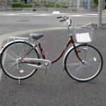 丸石(マルイシ) ハッピーライフ  26インチお買い得な軽快車