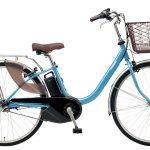 パナソニック ViVi L (ビビ エル) 軽い電動自転車