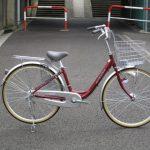 サカモトテクノ 26インチ アルマイン 軽量・お買い得自転車