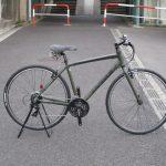 eafeals IC2.7 セオサイクルオリジナル クロスバイク 入荷