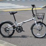サイモト コラット 20インチ折り畳み自転車