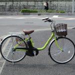 パナソニック ViVi SX お買い得な電動自転車