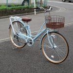 マルイシ ポーリア おしゃれな自転車