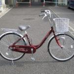 マルイシ ロマンス 24インチ軽量自転車