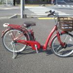 ブリヂストン フロンティア ラクット 24インチ 電動自転車
