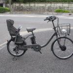 子供乗せ電動自転車の店頭在庫状況(4/4現在)です。
