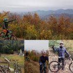 高峰山MTBワールド マウンテンバイク専用コースへ行ってきました。