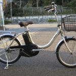 パナソニック ViVi・L・20(ビビ・エル・20) 20インチ電動自転車