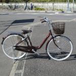 ブリヂストン アルミーユ 軽量な自転車