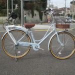 マルイシ プルミエール 26インチ内装3段 かわいい自転車