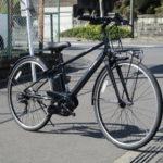 パナソニック ベロスター 電動自転車