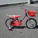 ブリヂストン エコキッズスポーツ 16インチ幼児車