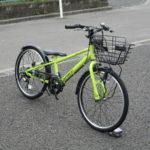 ミヤタ スパイキー ジュニアクロスバイクタイプ 20インチモデル