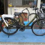 サイモト 26インチ 6段ギヤ レボルテ 低床自転車